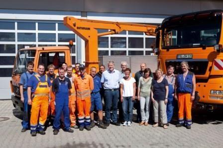 Unser Team: Stadtwerke Wolfratshausen