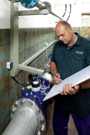 Wasseranalyse Durchfuehrung Stadtwerke Wolfratshausen
