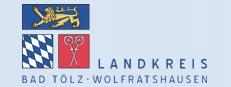 Logo des Landkreises Bad Toelz Wolfratshausen